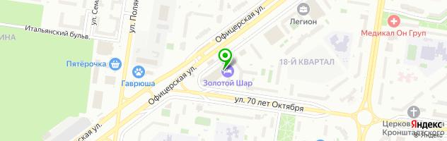 Стоматологическая клиника Дегтяревых — схема проезда на карте