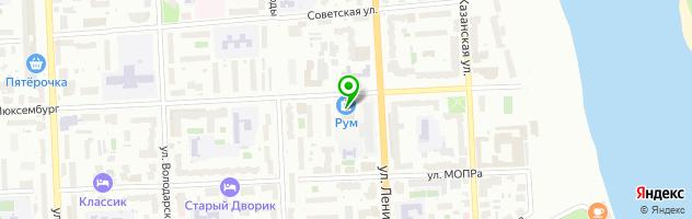 LuckyStudio — схема проезда на карте