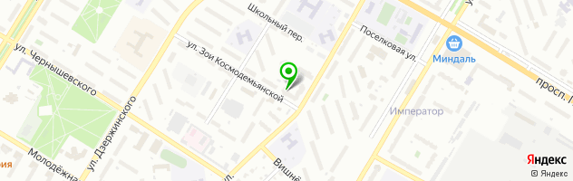 Сервисный центр GadgetMaster — схема проезда на карте