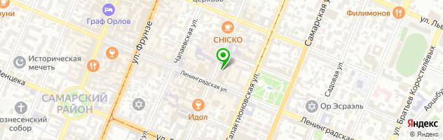 Виртуальная реальность на ваше мероприятие, аренда аттракциона — схема проезда на карте