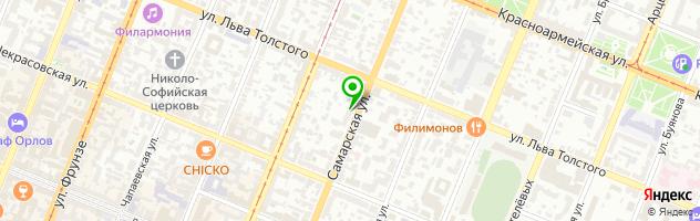 Салон красоты Kalisa SPA — схема проезда на карте