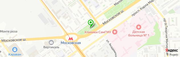 Кафе Prohlada — схема проезда на карте