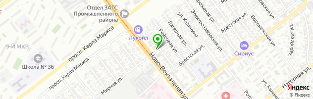 Медицинский центр МедЭкспресс — схема проезда на карте