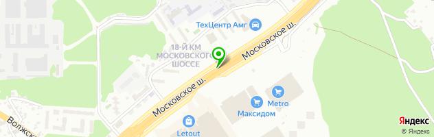 Pokraska63 — схема проезда на карте