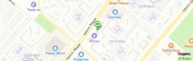 Ломбард Центральный — схема проезда на карте
