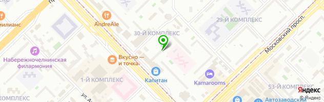 Ломбард Корона — схема проезда на карте