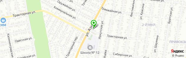 Кафе Lime — схема проезда на карте