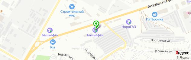 """ООО """"БигКарСейл"""" — схема проезда на карте"""
