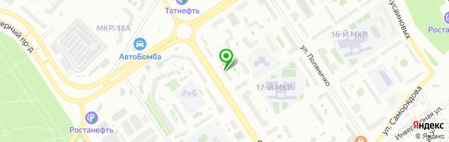 Производственно-полиграфическая фирма А.Д.И. компания — схема проезда на карте