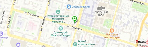 Полиграфическая компания NeoStamp — схема проезда на карте
