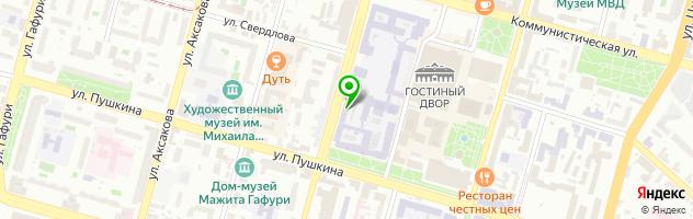 Полиграфическая компания Печатный домъ — схема проезда на карте