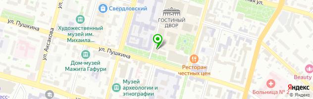 ФотоМакс — схема проезда на карте