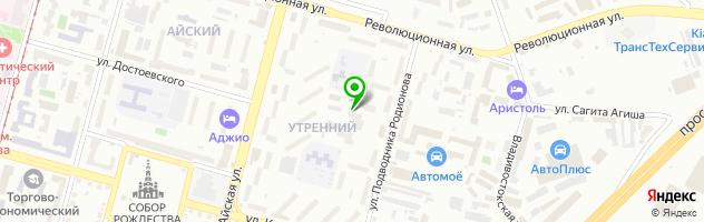 ООО Экспертиза — схема проезда на карте