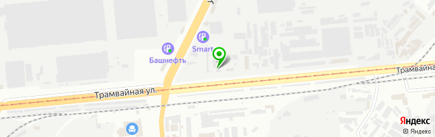 Автосервис Деталь Мастер — схема проезда на карте