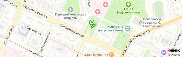 Оценочная компания Судебный эксперт — схема проезда на карте