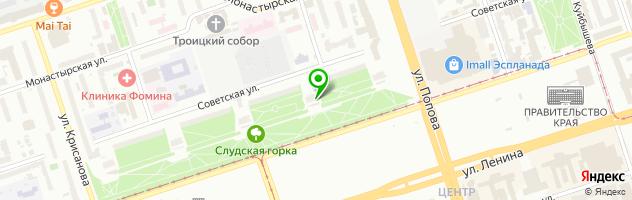 Фитнес-клуб Богатырь — схема проезда на карте