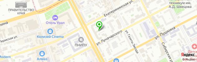 Центр семейного здоровья Юнона — схема проезда на карте