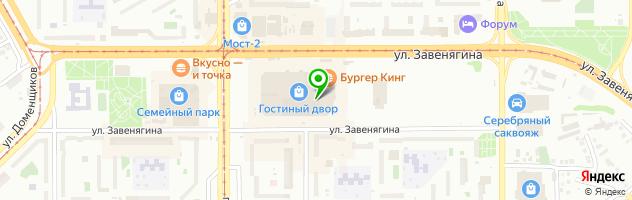 Дом свежей пасты Pastabar — схема проезда на карте