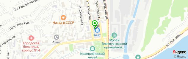 Инвитро на Ленина 2 — схема проезда на карте