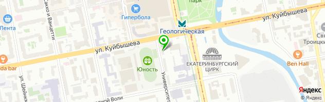 Центр печати Siemetrica — схема проезда на карте