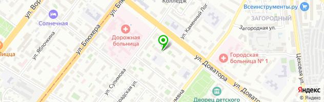 Типография Формиздат — схема проезда на карте