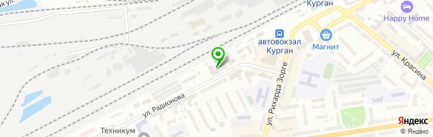 Торгово-производственная компания Славянка — схема проезда на карте