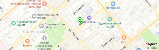 Медицинский центр Persona Nova — схема проезда на карте