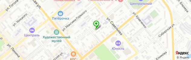 Клиника ветеринарной медицины — схема проезда на карте