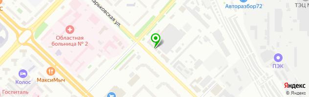 Модельное агентство   LIBERTY — схема проезда на карте