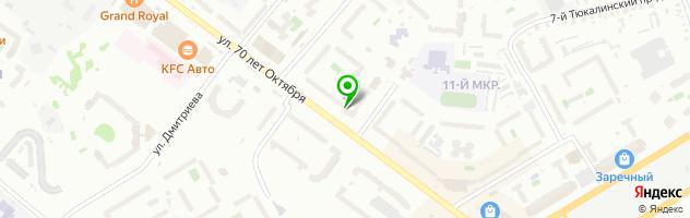 Медицинский центр Ваш доктор — схема проезда на карте