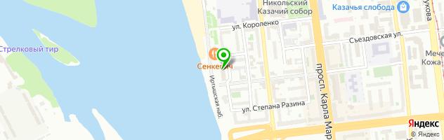 Центр кадровых услуг Кредо — схема проезда на карте