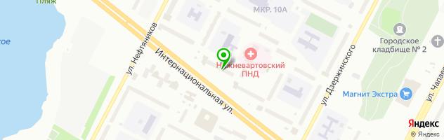 Ломбард Интер — схема проезда на карте