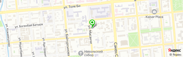 "Кафе-Блиная ""БлинъОК"" — схема проезда на карте"