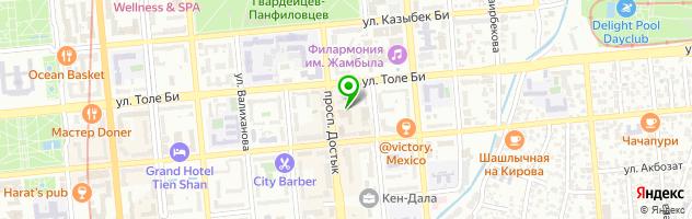 Grand Sapphire банкетный зал — схема проезда на карте