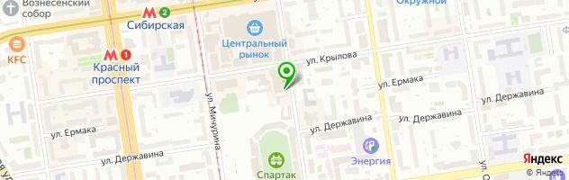 Караоке-бар Арбат lounge — схема проезда на карте