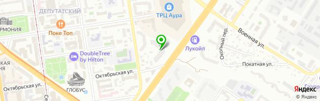 TeamProNSK — схема проезда на карте