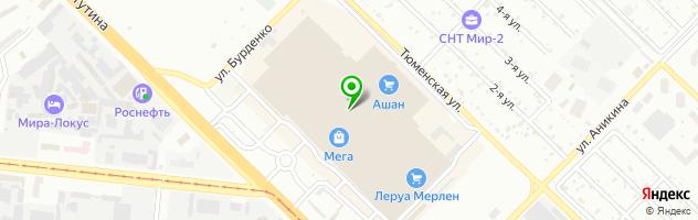 Мастер Минутка-Регион — схема проезда на карте