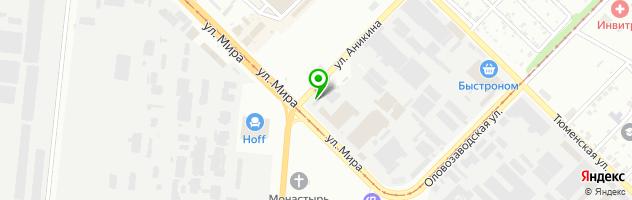 Многопрофильный медицинский центр Аватар — схема проезда на карте