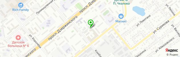 ПроСТО Автомастерская — схема проезда на карте