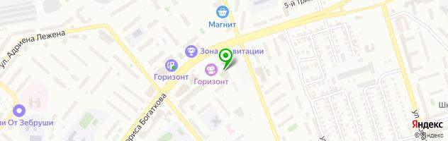 Спортивно-оздоровительный центр MasterFit — схема проезда на карте