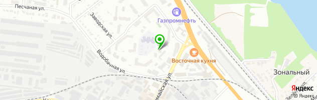 Многопрофильный медицинский центр Гиппократ XXI века — схема проезда на карте