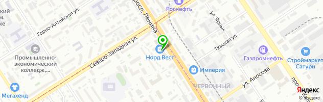 Фитнес-центр Нордика — схема проезда на карте