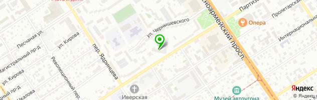 Медицинский центр Леге Артис — схема проезда на карте