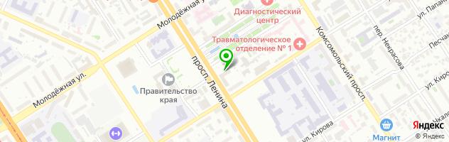 Центр саморазвития Грааль — схема проезда на карте