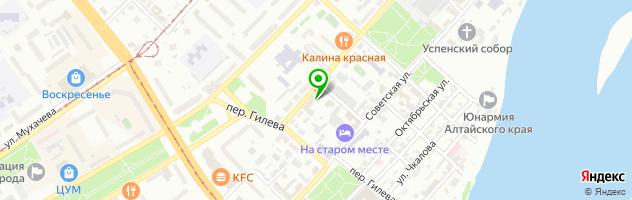 Студия графики и дизайна 3DArt — схема проезда на карте