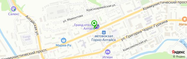 """ООО""""Стоматологический комплекс"""" — схема проезда на карте"""