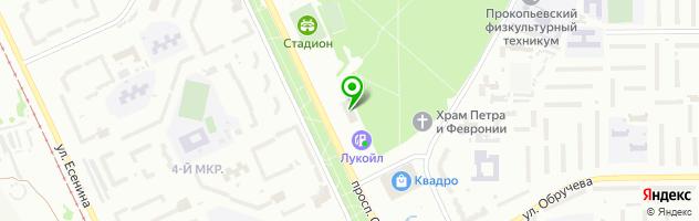 Спорт-Арена МУРАВЕЙ — схема проезда на карте