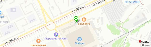 НГУЭУ Новосибирский государственный университет экономики и управления — схема проезда на карте