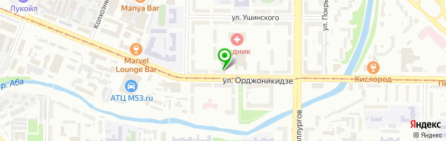 Косметические услуги «Beauty Mix» мастер Наталья — схема проезда на карте