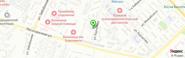 Детский сад №325 Василек — схема проезда на карте